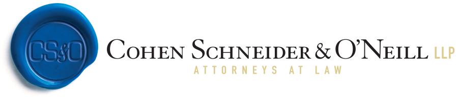 Cohen Schneider & O'Neill