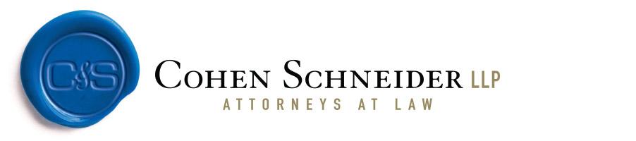 Cohen Schneider LLP